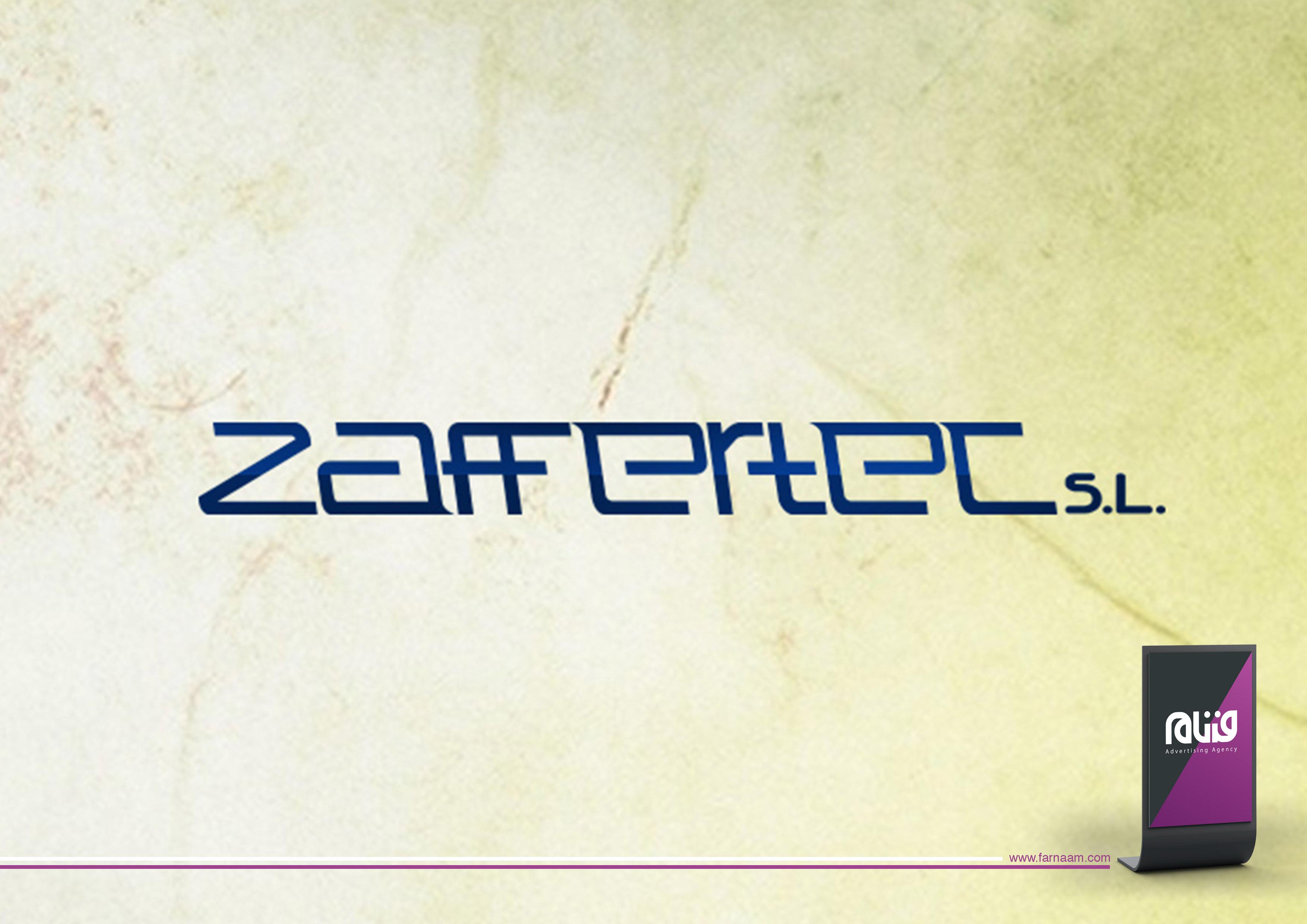 طراحی لوگو Zaffertec