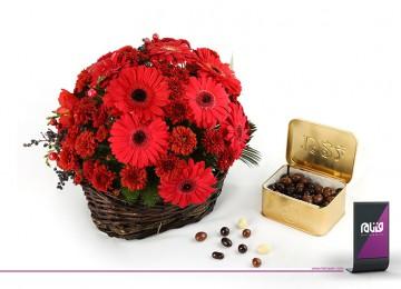 عکاسی از محصولات گلهای زعیم