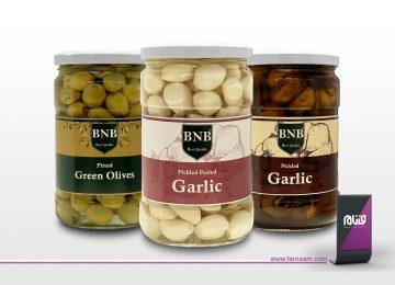 عکاسی از محصولات غذایی BNB
