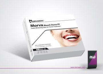 طراحی بسته بندی محصولات دندانپزشکی مروابن