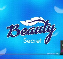 طراحی لوگو Beauty Secret