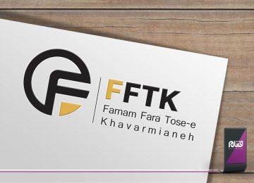 طراحی لوگو فرنام فرا توسعه